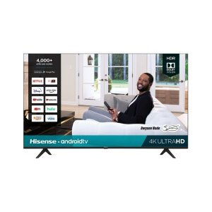 Hisense 55 Inch Android 4K UHD Smart Tv 55A72KEN Series 8(A7) photo
