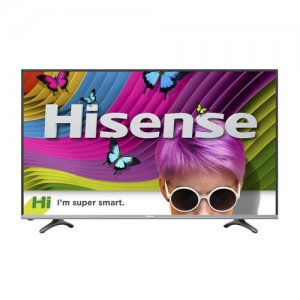 Hisense 32 Inch Smart ANDROID Full HD  LED TV 32E5606EX 2020 MODEL photo