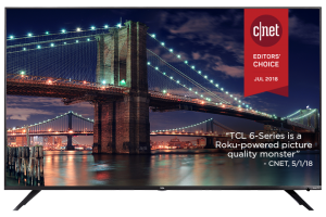 TCL 65 Inch P6 4K UHD  Smart TV 65P601 photo