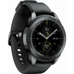 Samsung Galaxy Watch (Midnight Black, 42mm, Bluetooth) SM-R810 photo