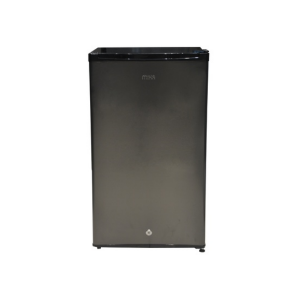 MIKA Refrigerator, 92L, Direct Cool, Single Door, Black Brush photo
