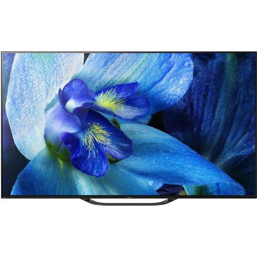 SONY Bravia 55 inch 4K Ultra HD Smart OLED TV KD55A8G (2019 MODEL) By Sony