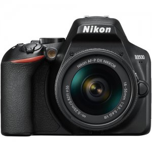 Nikon D3500 DSLR Camera with 18-55mm Lens photo