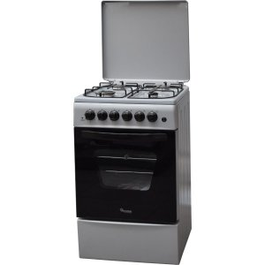 Ramtons 4GAS+ELECTRIC OVEN 50X50 SILVER COOKER- RF/316 photo