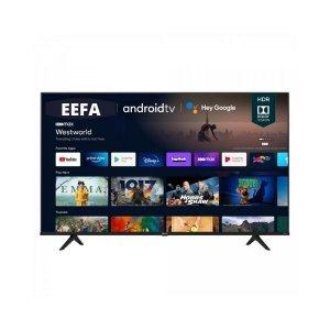 "EEFA 55"" 4K ULTRA HD ANDROID TV, NETFLIX, YOUTUBE D55N218US photo"