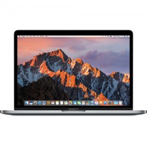 "Apple 13.3"" MacBook Pro 8GB RAM,128GB SSD (Mid 2017, Space Gray)  MPXQ2LLA photo"