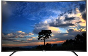 TCL 55 inch (55P1CFS) Curved Panel Full HD Smart Digital Television  photo