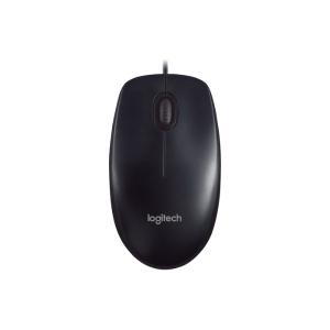 Logitech USB Mouse - M90 photo