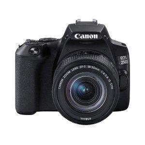 CANON EOS 250D 18-55m Lens photo