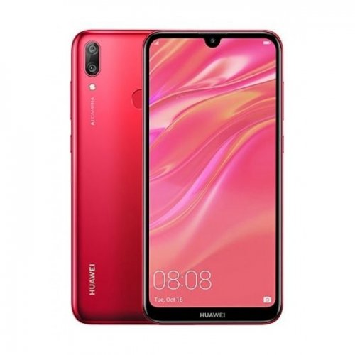 "Huawei Y7 Prime (2019)  6.26"" Inch - 3GB RAM - 32GB ROM - 13MP+2MP Dual Camera - 4G LTE - 4000mAh Battery By Huawei"
