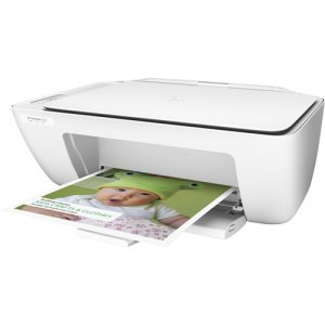 HP DeskJet 2130 All-in-One Inkjet Printer  photo