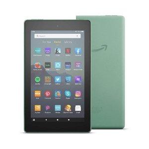 "Amazon Fire 7 Tablet, 7"" Display, 16 GB photo"