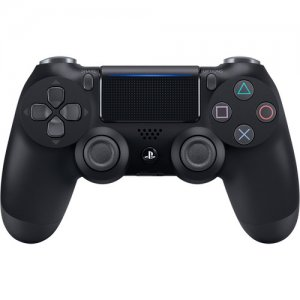 Sony DualShock 4 Wireless Controller (Jet Black) photo