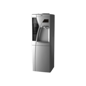 MIKA Water Dispenser, Standing, Hot & Compressor Cooling, Silver & Black MWD2405/SBL photo