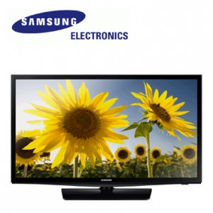 Samsung 24 INCH DIGITAL LED TV - UA24J4100AK - Black photo