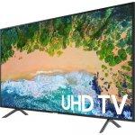 Samsung 49 inch HDR 4K UHD Multi-System Smart LED TV UA49NU7100K By Samsung