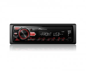 Pioneer MVH-85UB USB AUX Media Player photo