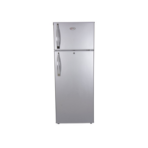 MIKA Refrigerator, 200L, CF, Direct Cool, Double Door, Silver Brush MRDCD105SBR photo