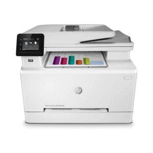 HP Color LaserJet Pro MFP M283fdw photo