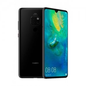 "Huawei Mate 20  6.53"" Inch - 6GB RAM - 128GB ROM - 12MP+16MP+8MP Triple Camera - 4G LTE - 4000mAh Battery photo"