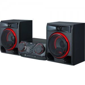 LG CK57 1100W Bluetooth Music System photo
