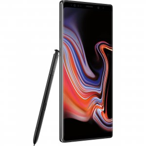 "Samsung Galaxy Note 9 (N960) Smartphone: 6.4"" inch - 8GB RAM - 512GB ROM - Dual 12MP+12MP Camera - 4G LTE - 4000 mAh Battery photo"