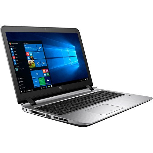 HP PROBOOK 450 G3 LAPTOP Core i5(CI5-6200U/4GB/500gb/dvdrw/bt/wifi/15.6/win 7/10 pro By HP