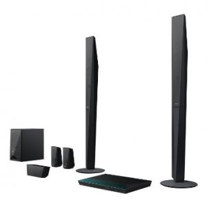SONY BDV E4100 5.1 Channel 1000 Watts  3D Blu-ray Home Theater Free Delivery photo