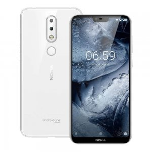 "Nokia 6.1 Plus (Nokia X6) 5.8"" 16MP Dual Back+16MP Dual Front 4GB RAM/64GB ROM photo"