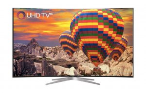 TCL 55-Inch Ultra-HD (2160p) Curved Smart LED TV (C55C1CUS) photo