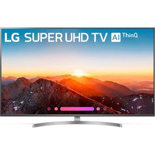 LG 55 Inch HDR 4K UHD Smart Nano Cell IPS LED TV 55SK800PUA By LG