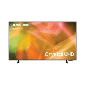 Samsung 65 Inch HDR 4K Crystal UHD Smart LED TV UA65AU8000U 2021 Model photo