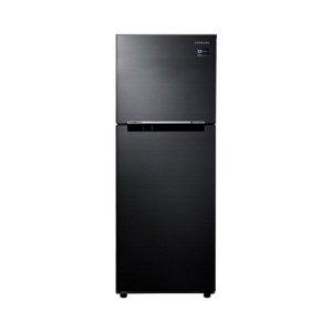 Samsung RT49K5052BS Double Door Fridge, Top Mount Freezer, 384L - Black photo