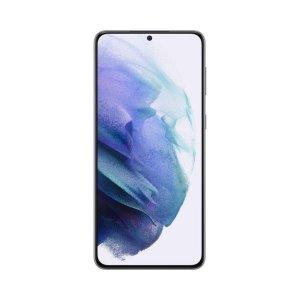 Samsung Galaxy S21+ Dual-SIM 256GB 5G Smartphone (Unlocked, Phantom Silver) photo