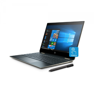 "HP SPECTRE X360 13T 13-AP0068MS  CORE i7 8765U 1.8GHz/16GB/512SSD/13"" TOUCH //WINDOWS 10 64BIT/- POSEIDON BLUE - NEW MODEL - GEM CUT photo"