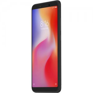 "Xiaomi Redmi 6 Smartphone: 5.45"" Inch - 3GB RAM - 32GB ROM - Dual 12MP+5MP Camera - 4G LTE - 3000 MAh Battery photo"