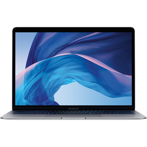 "Apple 13.3"" MacBook Air with Retina Display 8GB RAM/128GB SSD (Late 2018,Grey) - MRE82B/A By Apple"