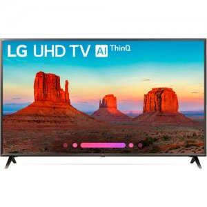 LG 49 Inch HDR UHD Smart IPS LED TV 49UK6300PVB photo