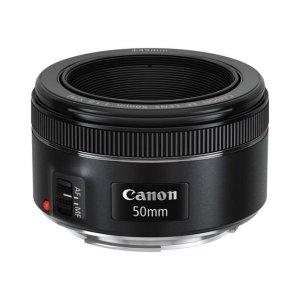 Canon EF 50mm F/1.8 STM Lens photo