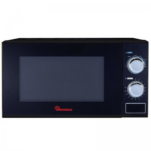 20 LITERS MANUAL MICROWAVE BLACK- RM/358 photo