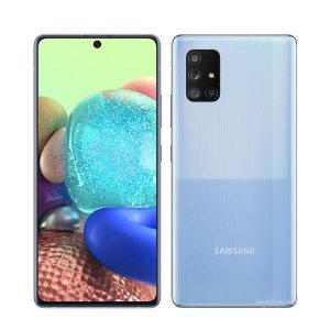 Samsung Galaxy A71  8GB RAM - 128GB ROM - 64MP+12MP+5MP+5MP Camera - 4G - 4500 MAh Battery- (SM-A715F/DS) photo