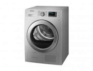 Samsung SDV80H4000CS: DRYER: SILVER photo
