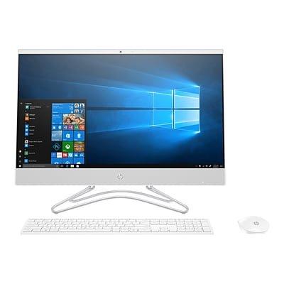 "HP 24-f0066 - all-in-one - Core i3 8130U 2.2 GHz - 8 GB - 1 TB - LED 23.8"" By HP"