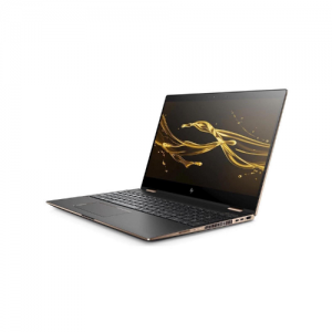 HP Spectre x360 15-CH011DX 4K 2 in 1 Touch Screen Laptop - Intel Core i7-8550U, GeForce MX150, 512GB SSD, 16GB RAM, Windows 10 (2018) photo