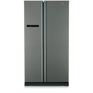 Samsung RSA1STMG Side by Side No Frost Refrigerator photo