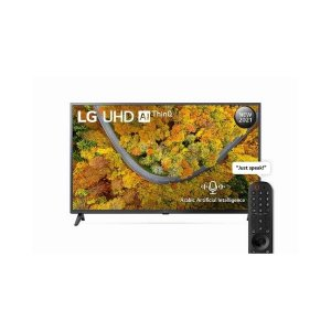55UP7550PVC - 55 Inch LG 4K UHD HDR Smart TV With Alexa,siri,google Assistant & Apple AirPlay 2 - 2021 Model photo