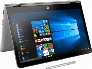 "HP® Pavilion x360 14"" 2-in-1 Notebook, Intel Core i7 7th Gen, 256GB SSD, 8GB RAM, Windows 10 Home, Intel UHD 620 photo"