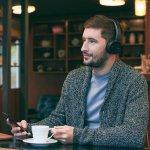 Sony WH-CH500 Wireless On-Ear Headphones (Black) By Sony