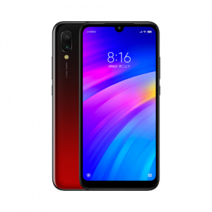"Xiaomi Redmi 7 - 6.26"" inch - 2GB RAM - 16GB ROM - 12MP+2MP Dual Camera - 4G - 4000 mAh Battery photo"