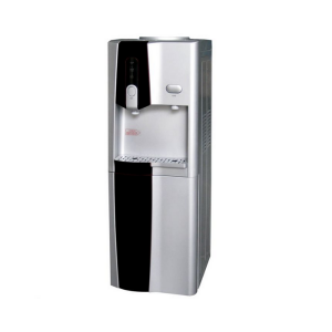 Ramtons RM/430 – Hot & Normal Water Dispenser + Stand – Silver & Black photo